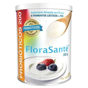 Phytogold Florasanté® Probióticos e Prébioticos 300g