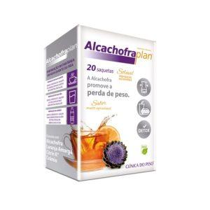 Fharmonat AlcachofraPlan 20 saquetas