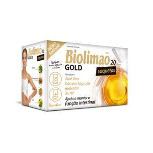 Fharmonat Biolimão Gold 20 Saquetas