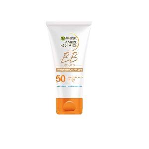 Garnier Ambre Solaire BB Cream Rosto FPS50 50ml