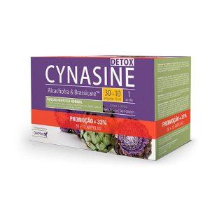 Dietmed Cynasine Detox 30 + 10 ampolas grátis