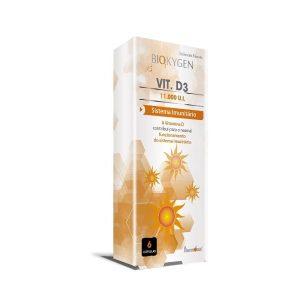 Biokygen® Vitamina D3 11.000 U.I. 6 cápsulas