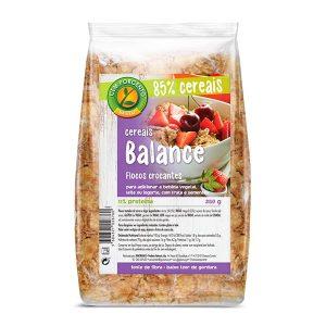 Cem Porcento Cereais Balance de Trigo Crocantes 250g