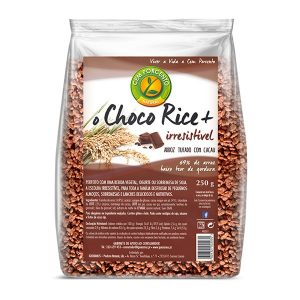 Cem Porcento Choco Rice + Irresistível 250g