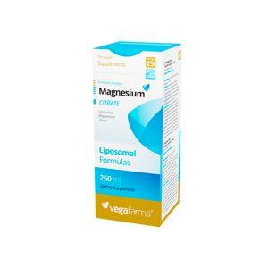 Vegafarma Magnesium Citrate 250ml