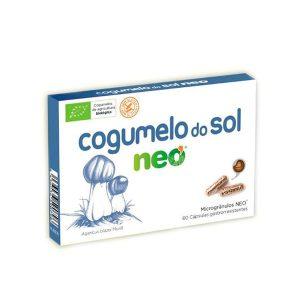 Neovitalhealth Cogumelo do Sol Neo®60 cápsulas