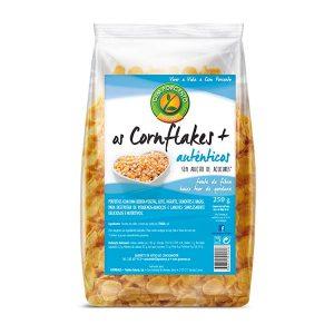 Cem Porcento Cornflakes + Autênticos 250g