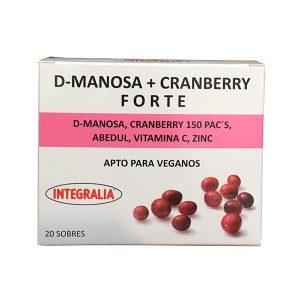 Integralia D-Manose + Cranberry Forte 20 saquetas