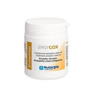 Nutergia Ergycox 30 comprimidos