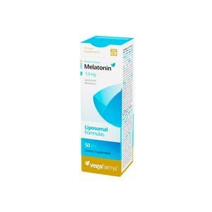 Vegafarma Melatonin 1,9mg 50ml