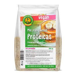 Cem Porcento Mix Panquecas Proteicas Vegan 500g