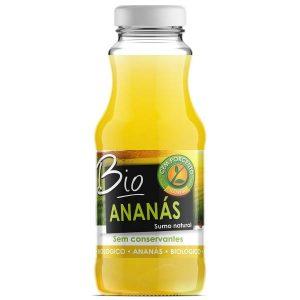 Cem Porcento Sumo Bio Ananás 200 ml